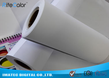 PP Indoor Advertising Waterproof Synthetic Paper For Inkjet Printers