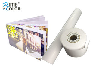 Rc Micro Porous Luster Resin Photo Paper 260gsm สำหรับ Ink Jet Printing