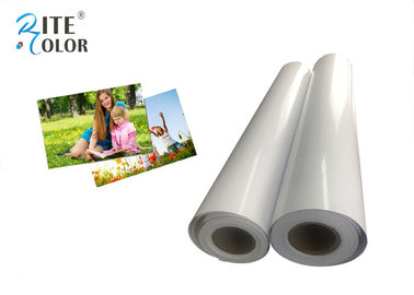 Waterproof Resin Coated Photo Paper Roll 260gsm for Inkjet Digital Printing