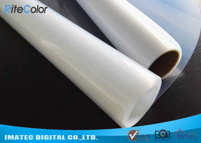 Color Separation Inkjet Screen Printing Film With Single Side Printing Coating ผู้ผลิต