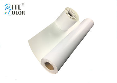 ประเทศจีน Waterproof 260gsm RC Satin Photo Paper Roll , Resin Coated Photo Paper Printing โรงงาน